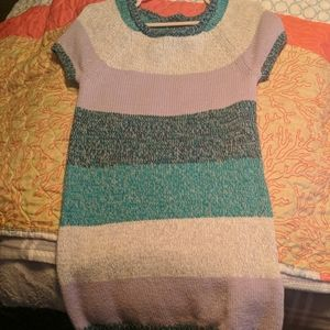 Little girls sweater dress in new condition